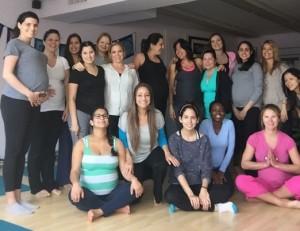 Prenatal Yoga in Coral Gables @ Prenatal Plus Yoga