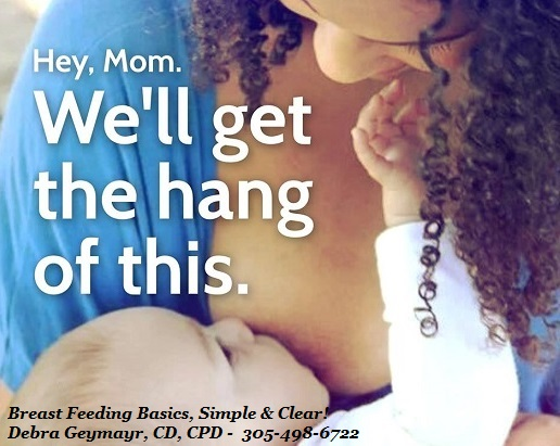 Free Breast feeding Support Group